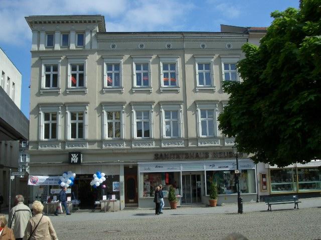 Das schönste Haus Berlins, Spandau, am Markt